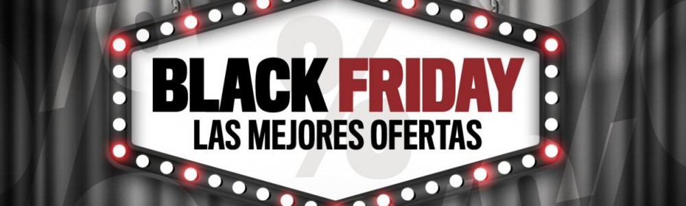 TE BRINDAMOS UN 5% DE DTO. POR EL BLACK FRIDAY 2020