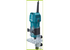 Fresadora electrica Makita 6mm 3709