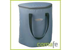 Nevera flexible basic 15l azul