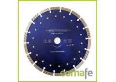 Disco diamante prof 230mm turb