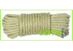 Cuerda sisal 4 cabos 06mm made