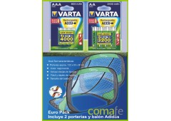 Set promo pila recargable 800m